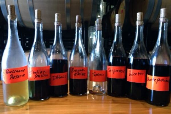 Perissos 2015 wines