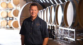 Bill Oliver of Oliver Winery & Vineyards