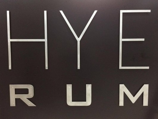 Hye Rum Sign