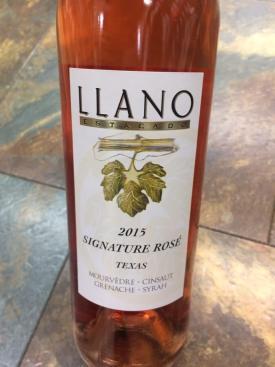 Llano Signature Rose