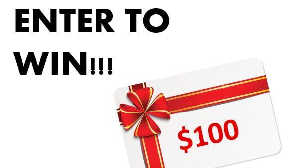 $100 dollar giveaway