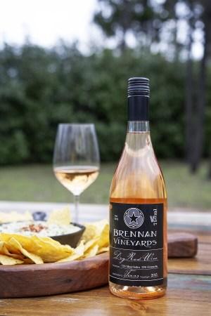Brennan Vineyards Rose