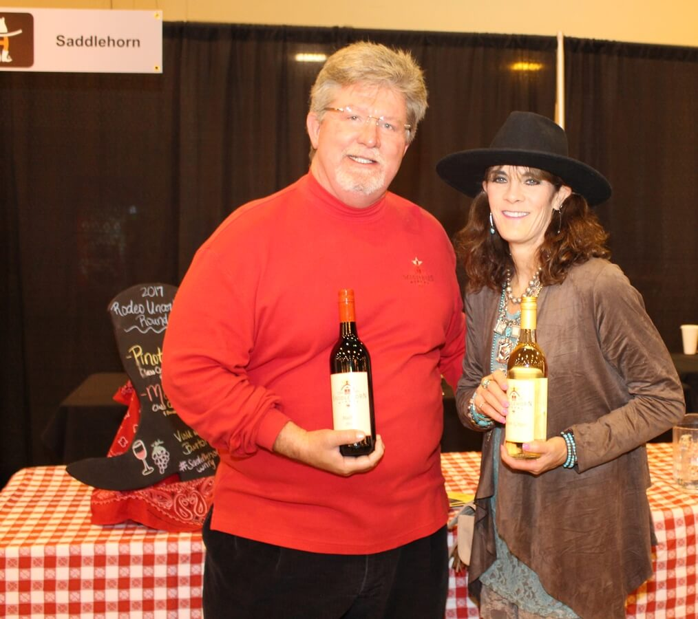 Saddlehorn Winery - Stephen & Galin Morgan