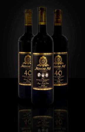 40th Anniversary Wines