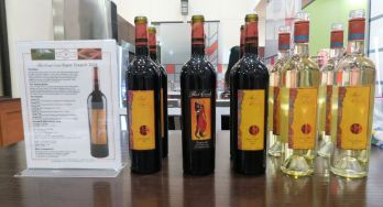 Flat Creek Estate wines