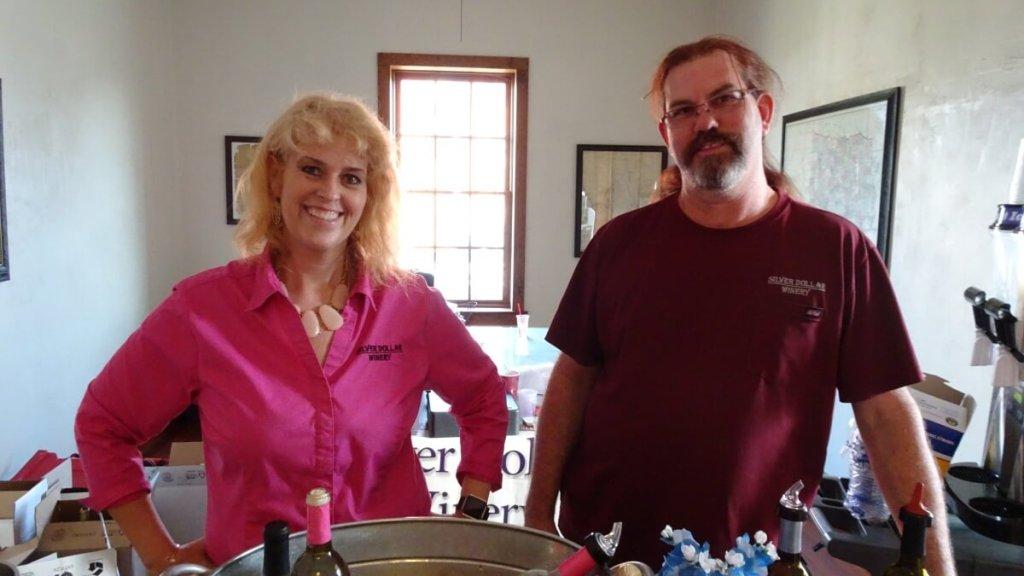 Melanie and Richard Bowen - Silver Dollar Winery
