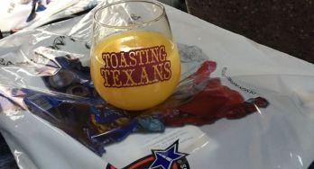 Tasting Texans Mimosa