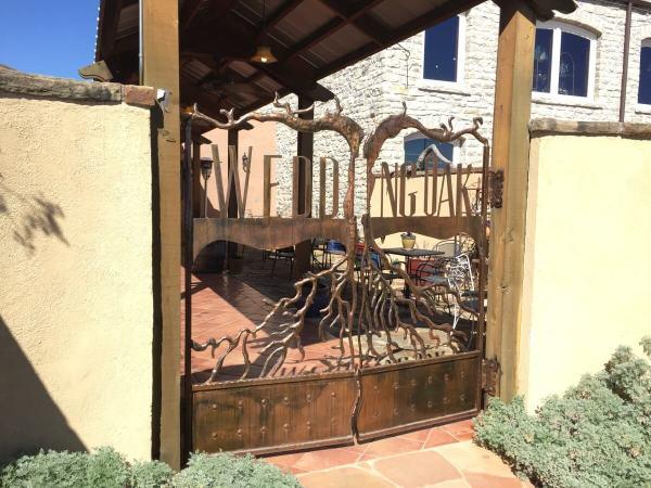 Wedding Oak gate