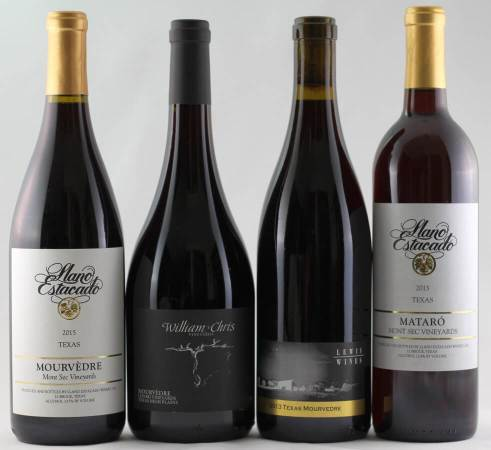Mourvedre Wines 3