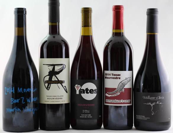 Mourvedre Wines 4