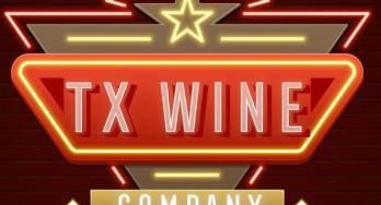 Texas Wine Company sign