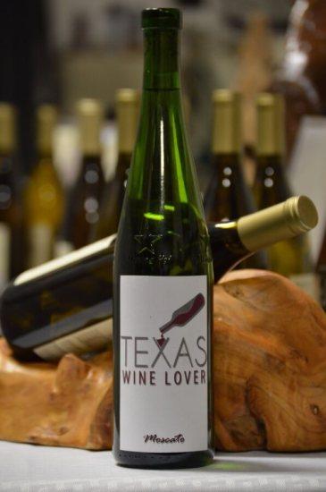 Texas Wine Lover Moscato