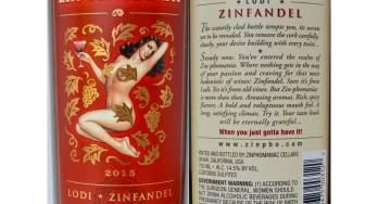 Zin-Phomaniac labels featured
