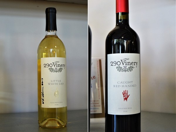 290 Vinery - Two new wines