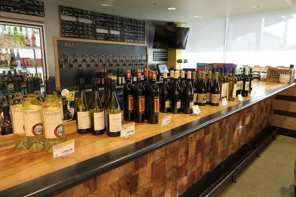 Texas vs the World wines
