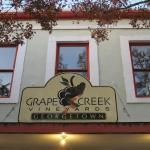Grape Creek – On the Square, Downtown Georgetown
