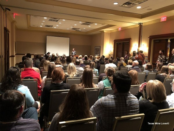 Hill Country Wine Symposium panel seminar