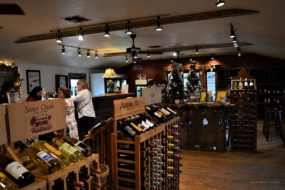 Music and Wine Visiting The Grapevine in Gruene  Texas
