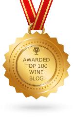 Awarded Top 100 Wine Blog