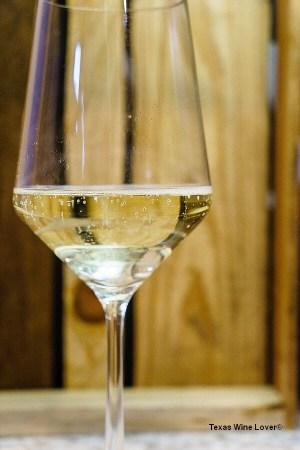 Bervini 1955 Prosecco wine glass