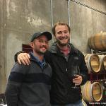 Doug Lewis and Duncan McNabb of Lewis Wines Winemaker Profile
