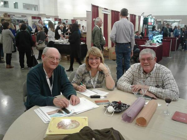 Andy Martin, Laurie Ware, Carl Hudson