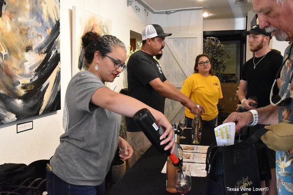 Chasity and Frank Garza - Texas Wine Company