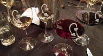 Sonoma County wine glasses
