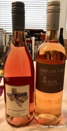 Rosé wines - Figure 2