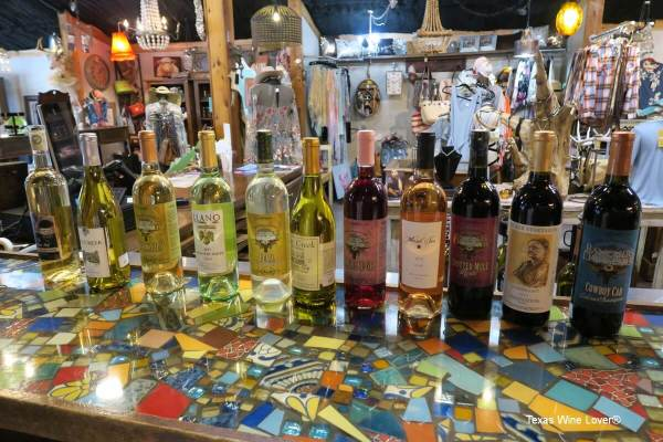 The Rancher's Daughter wines