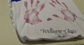 William Chris Grape Punch Shirt
