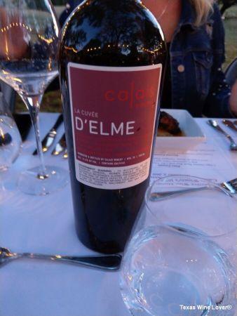 CALAIS Winery La Cuvee D'Elme