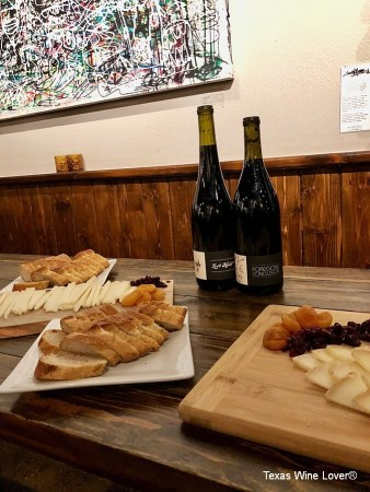 Southold Farm + Cellar wines and food
