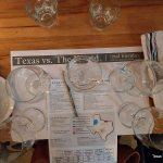 Texas vs. The World Wine Tasting