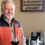 Ray Verrill of Caudalie Crest Farm & Vineyard Winemaker Profile