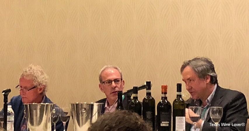 Dale Robertson, Bruce Schoenfeld, J.C. Reid