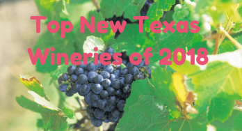 Top New Texas Wineries of 2018