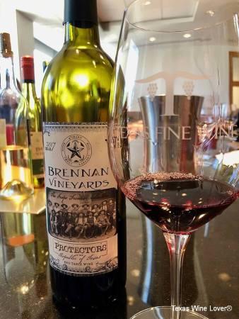 Brennan Vineyards Protectors