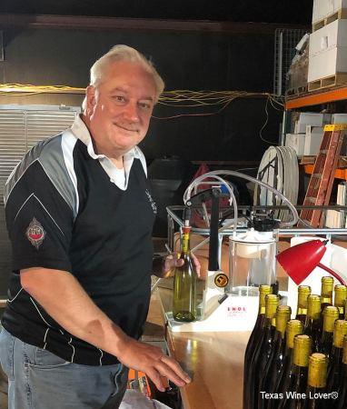 Winemaker Keith Foster