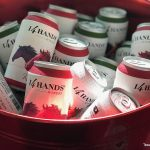 14 Hands Wine in Cans Pair with Summer Fun