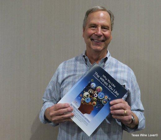 Tim Hanni and book