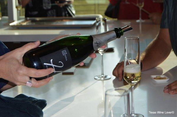 Heath Sparkling Wines pouring 2016 Eupohoria
