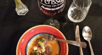 Perissos Wine 10th Anniversary Dinner