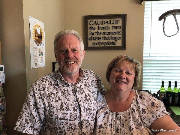 Ray and Sue Verrill