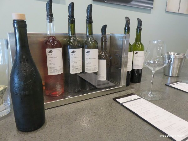 Wines at French Connectionwines