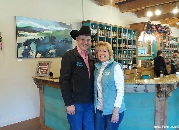 Steve and Sally Baxter