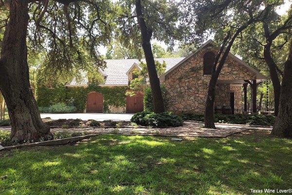 Christoval Vineyards chapel