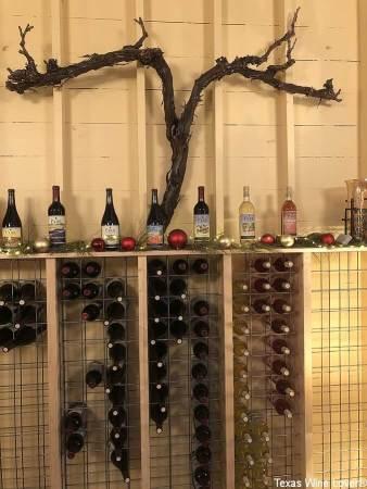 Parr Vineyards grapevine