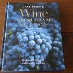 Book Review:  Wine from Grape to Glass