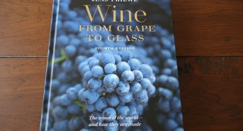 Wine from Grape to Glass front cover